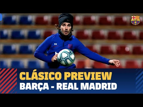 MATCH PREVIEW | Barça – Real Madrid #ElClásico