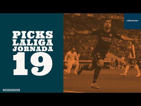 Pronóstico LaLiga Jornada 19: Espanyol vs Barcelona, Atlético Madrid vs Levante