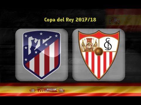 Sevilla vs Atletico Madrid 3-1  | All goals and  Highlights | La Copa 23/01/2018 | youtube