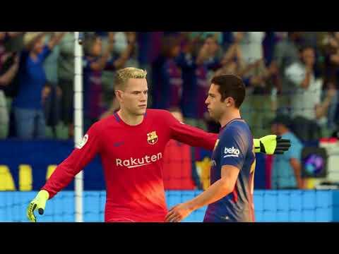 FIFA 18 Real Madrid vs FC Barcelona – EL CLÁSICO 2017/2018