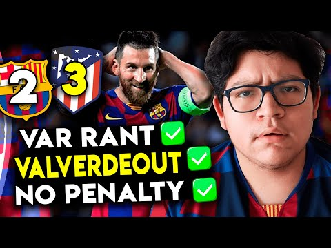 EVERYTHING YOU MISSED FROM BARCELONA VS ATLETICO MADRID (2-3)!  Supercopa de España (2019/20) REVIEW