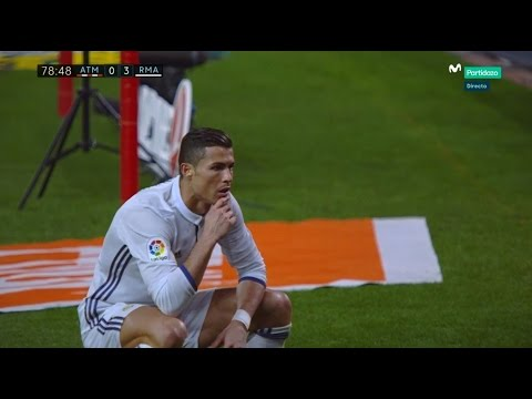 Cristiano Ronaldo vs Atletico Madrid HD Away (19/11/2016)