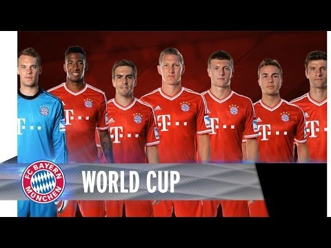 7 FCB players in Germany's preliminary 2014 World Cup squad