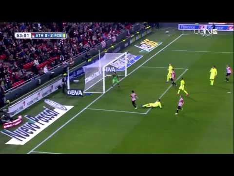 Athletic Bilbao – Barcelona Highlights HD 08.02.2015