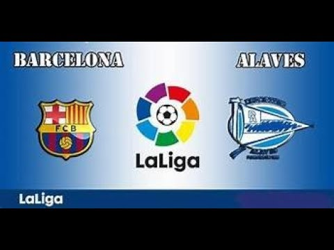 Barcelona vs Alaves live match || Go for Subscribe and join me