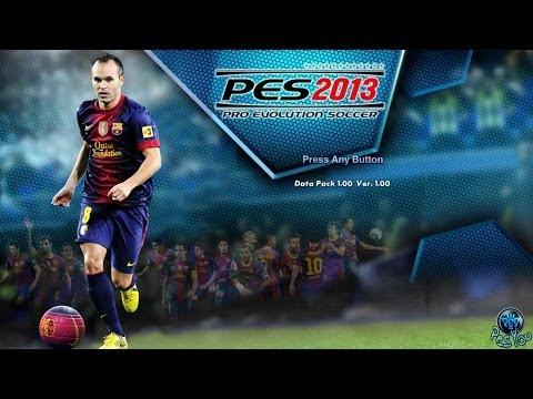 Pes 2013 – Barcelona Best Formation / Game plan