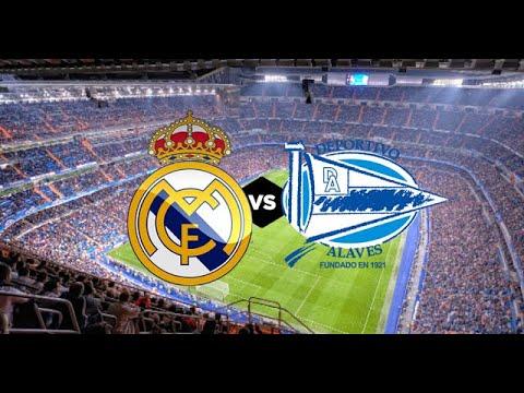 FIFA 20 | Real Madrid vs Alaves – LaLiga Santander – Full Match & Gameplay  [ 4K 60 FPS ]