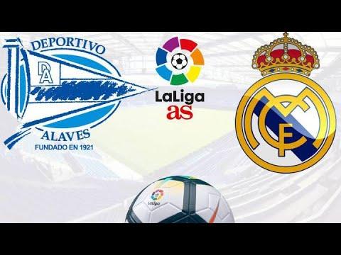 FIFA 20 | Alaves vs Real Madrid – LaLiga Santander – Full Match & Gameplay [ 4K 60 FPS ]