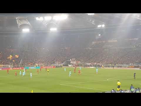 Roma-Barcelona 3-0 – Edin Dzeko goal Live – UCL 2017/2018