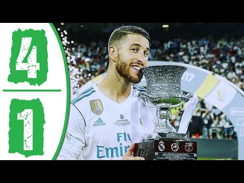 Real Madrid vs Atletico Madrid (4-1 Pens) Highlights & Goals Resumen y Goles – Supercopa Final 2020