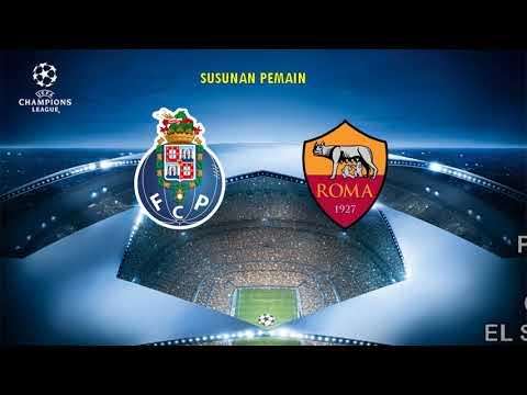 VIDEO – UEFA Champions League, Live Streaming FC Porto vs AS Roma