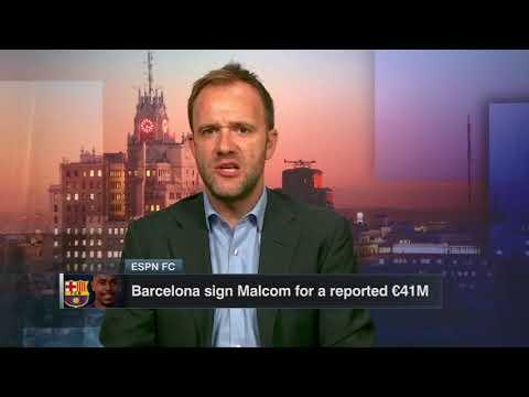 Barcelona vs  Tottenham Hotspur   Football Match Report   July 29, 2018