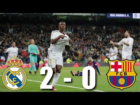 Real Madrid vs Barcelona [2-0], El Clasico, La Liga 2020 – MATCH REVIEW
