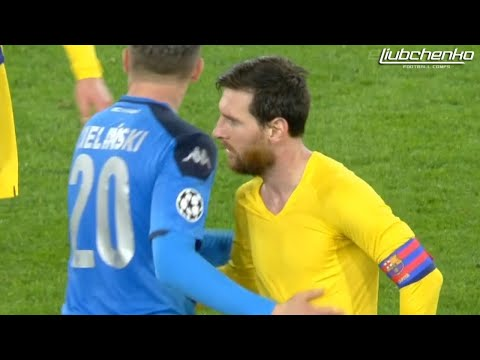 Napoli vs Barcelona 1-1 – Lionel Messi and Griezmann PERFORMANCE 25/02/2020 HD From San Paolo Vlog