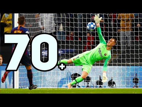 70+ Amazing Marc-Andre Ter Stegen Saves – (2014 – 2020) – Ter Stegen Barcelona Saves – 1080p