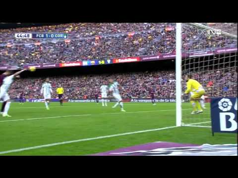 Barcelona – Cordoba Highlights HD 20.12.2014
