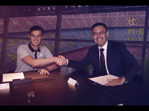 NIKE CONFIRMED COUTINHO'S TRANSFER TO BARCELONA ? – LATEST TRANSFER NEWS