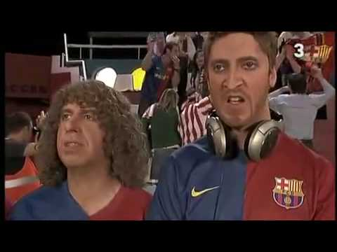 Crackovia – Whistling to the Spanish Anthem(Copa del Rey final) [ENGLISH SUBS]