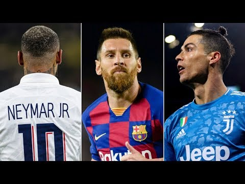 Barcelona News Round-Up ft Messi vs Ronaldo Debate & Neymar Jr Transfer Latest