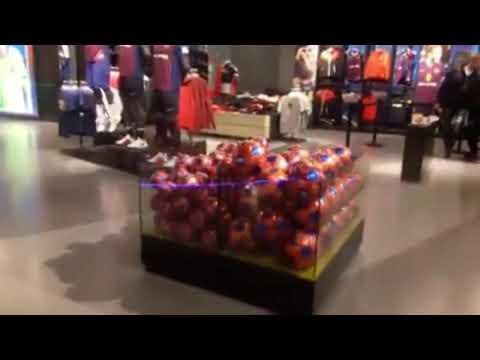 Store Barcelona Camp Nou Stadium