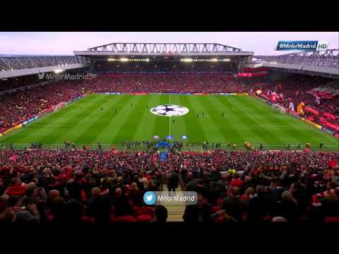 You'll Never Walk Alone LIVERPOOL VS BARCELONA Roat To The Final UCL Liverpool Fans