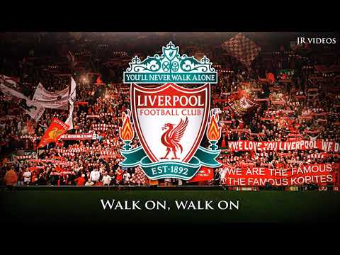 Liverpool FC Anthem (lyrics) – You'll Never Walk Alone
