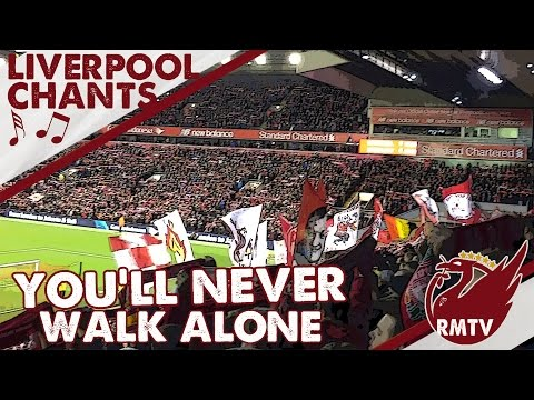 You'll Never Walk Alone | Learn Liverpool FC Song Lyrics