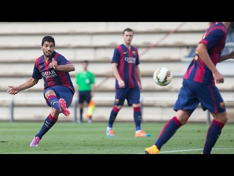 FC Barcelona B – Indonesia National Team under 19 (6-0)