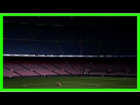 Breaking News | The long goodbye: Iniesta sits alone in Camp Nou after final Barcelona match