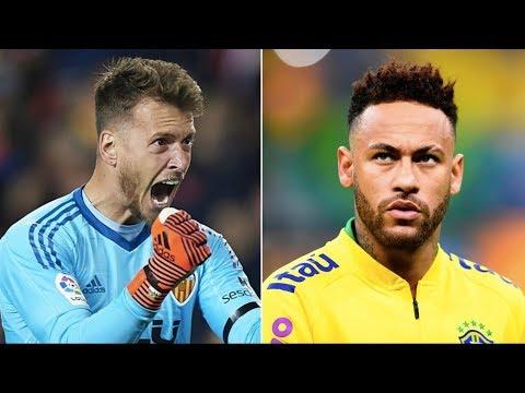 Barcelona News Round-Up ft Neymar Jr & Neto/Cillessen Swap Deal