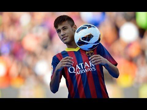 Neymar JR. ● FC Barcelona ● 2015/2016 ● Skills ● Goals ● 4K ● Ultra HD