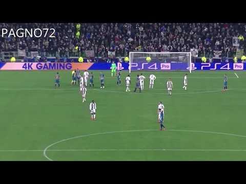 JUVENTUS Vs Atletico Madrid  Penalty Kick C.Ronaldo 3-0