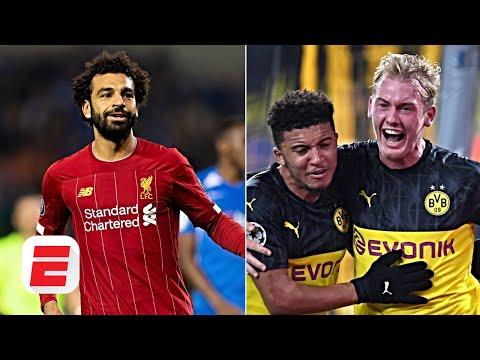 Champions League dream draw: Liverpool vs. Borussia Dortmund, Barcelona vs. Chelsea? | ESPN FC
