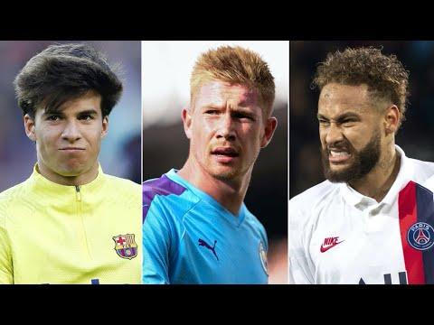 Barcelona News Round-Up ft De Bruyne, Neymar & Riqui Puig (La Masia)