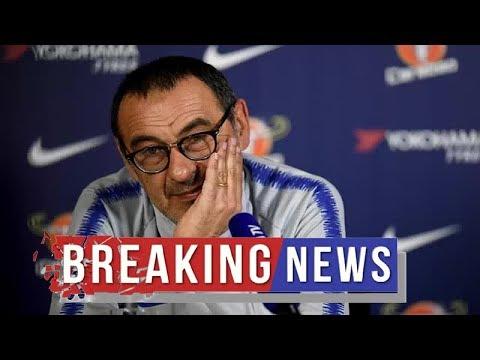 Chelsea News: Sarri remaining bullish as Chelsea wait for transfer ban verdict