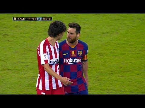 Joao Felix vs Barcelona (09/01/2020) HD 1080i