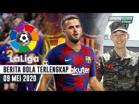 Pjanic Ke Barcelona 😱 Son LULUS Wamil 👍 La Liga Segera Dimulai – Berita Bola Terbaru