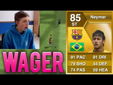 BARCELONA NEYMAR LIVE WAGER!! – Fifa 13 Ultimate Team Transfers