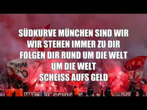 FC Bayern Fan Songs   Sudkurve Munchen chants Part 3