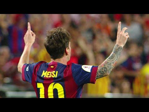 Lionel Messi vs Athletic Bilbao (Copa Del Rey Final 2015) HD 720p – English Commentary