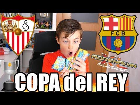 FINAL COPA DEL REY SEVILLA VS FC BARCELONA – ADRENALYN XL